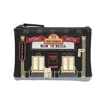Vendula Piccadilly Theatre Zipper Coin Purse