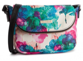 Desigual Blue, White, Pink Cross Body Bag