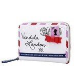 Vendula Post Box Small Zip Wallet